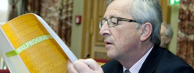 Trotz einer nicht zu leugnenden Wechselstimmung bleibt Jean-Claude Juncker (CSV) Wunschkandidat der Mehrheit der befragten Wähler.
