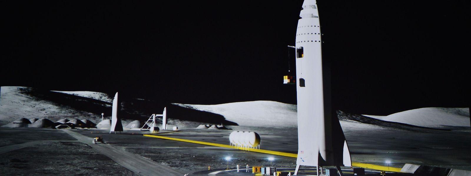 Hört sich nach Zukunftsmusik an, wird laut Elon Musk aber bald Realität sein: Mit SpaceX sollen Menschen im Jahr 2024 zum Mars fliegen.