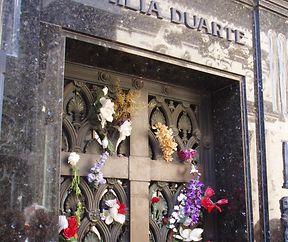 Graf vun der Famill Duarte zu Buenos Aires (Evita Peron)