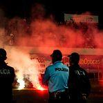 MP acusa quatro adeptos do Famalicão de arremesso de pedras contra adeptos do FCPorto