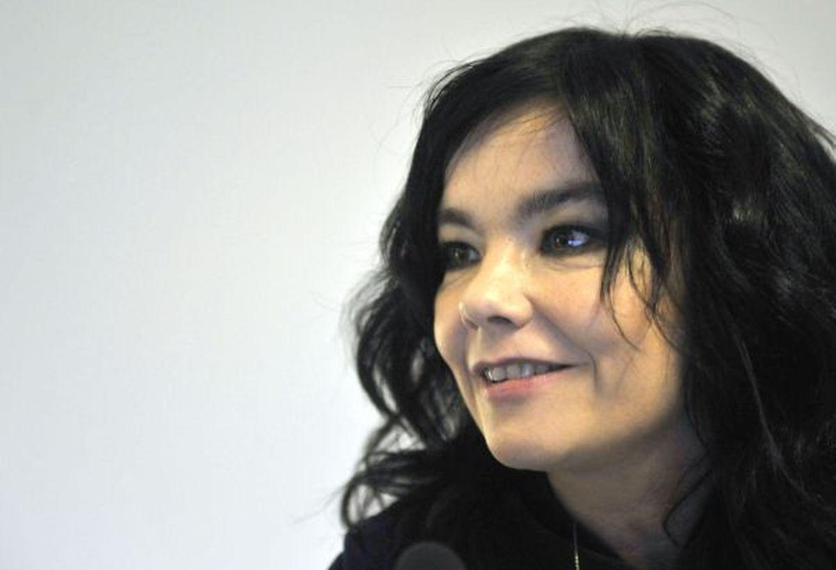 Björk sorgt seit ihrem Durchbruch Mitte der 1990er-Jahrefür immer neue Aufsehen erregende Projekte.