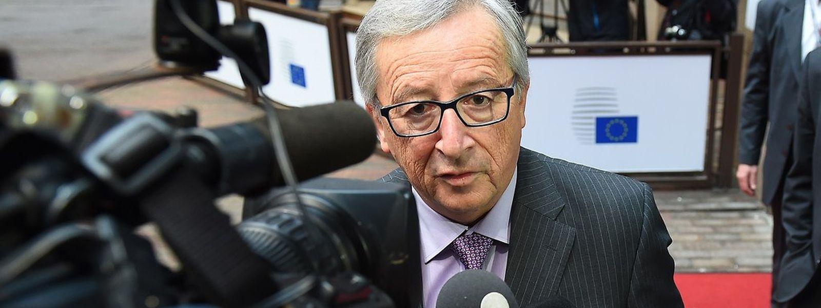 """Jean-Claude Juncker e Alexis Tsipras reunem-se esta quarta-feira de manhã, em Bruxelas, para iniciarem discussões que Bruxelas espera """"construtivas"""""""
