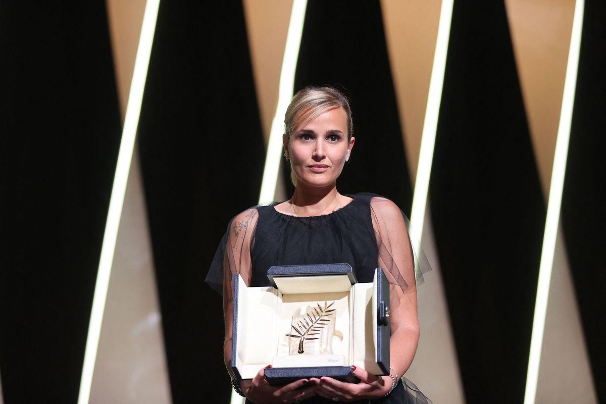 """""""Eines meiner Ziele war es immer, Genre-Kino oder 'ovnieske' Filme auf Mainstream-Festivals zu bringen, um die Ausgrenzung eines Teils der französischen Produktion zu stoppen"""", sagte Julia Ducournau während des Festivals."""