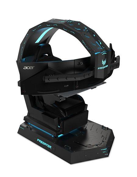 """""""Predator Thronos"""" von Acer, Preis noch unbekannt"""