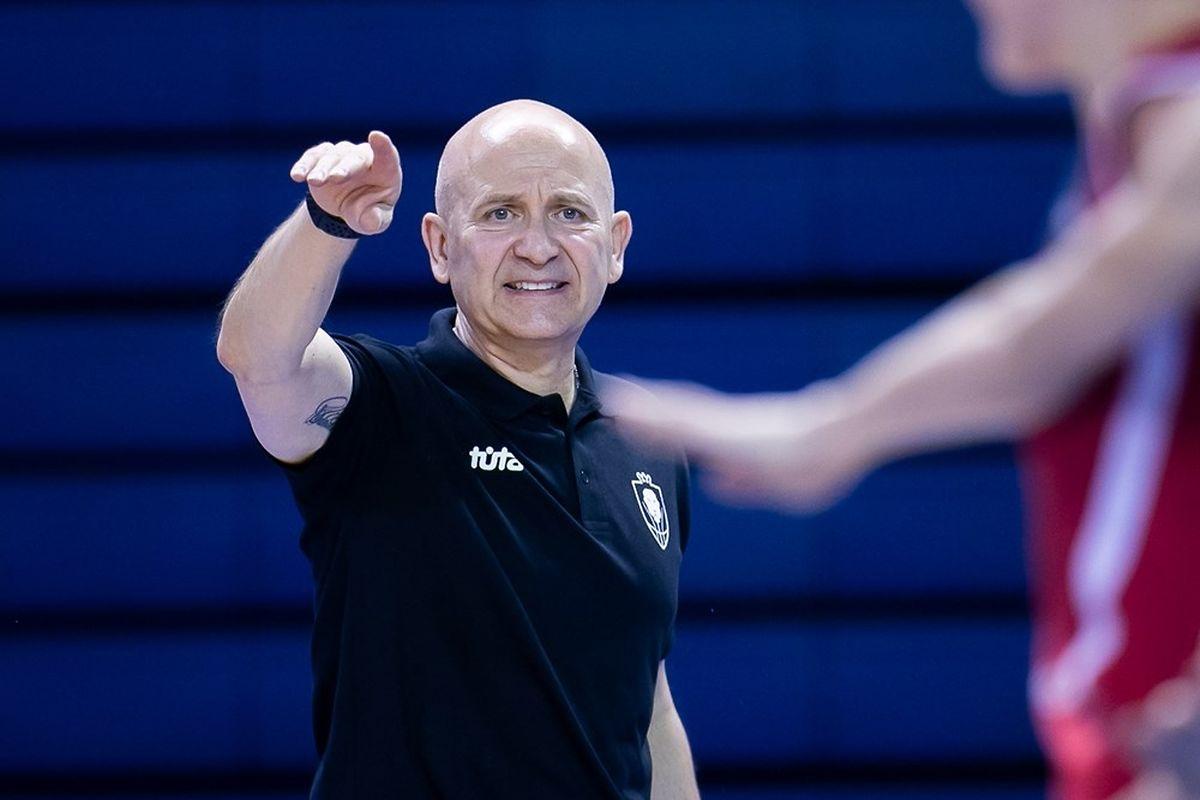 FLBB-Coach Mariusz Dziurdzia ist stolz auf seine Mannschaft.