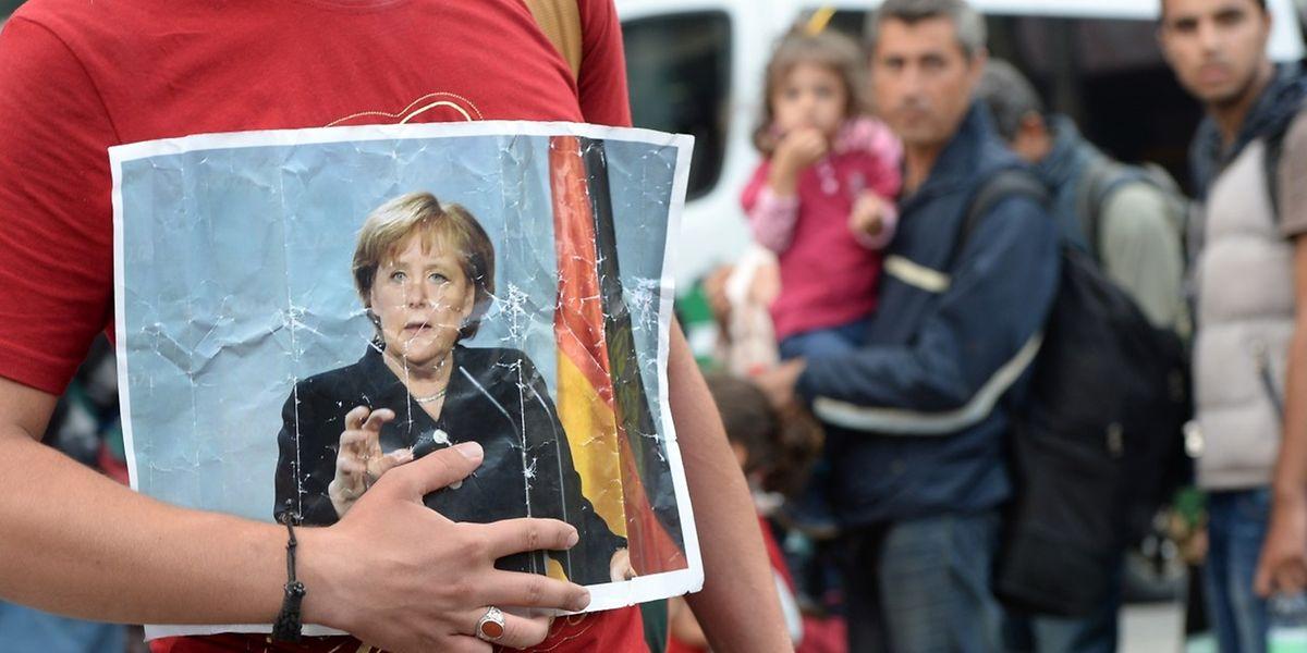 Deutschland soll über 30.000 Flüchtlinge aufnehmen.