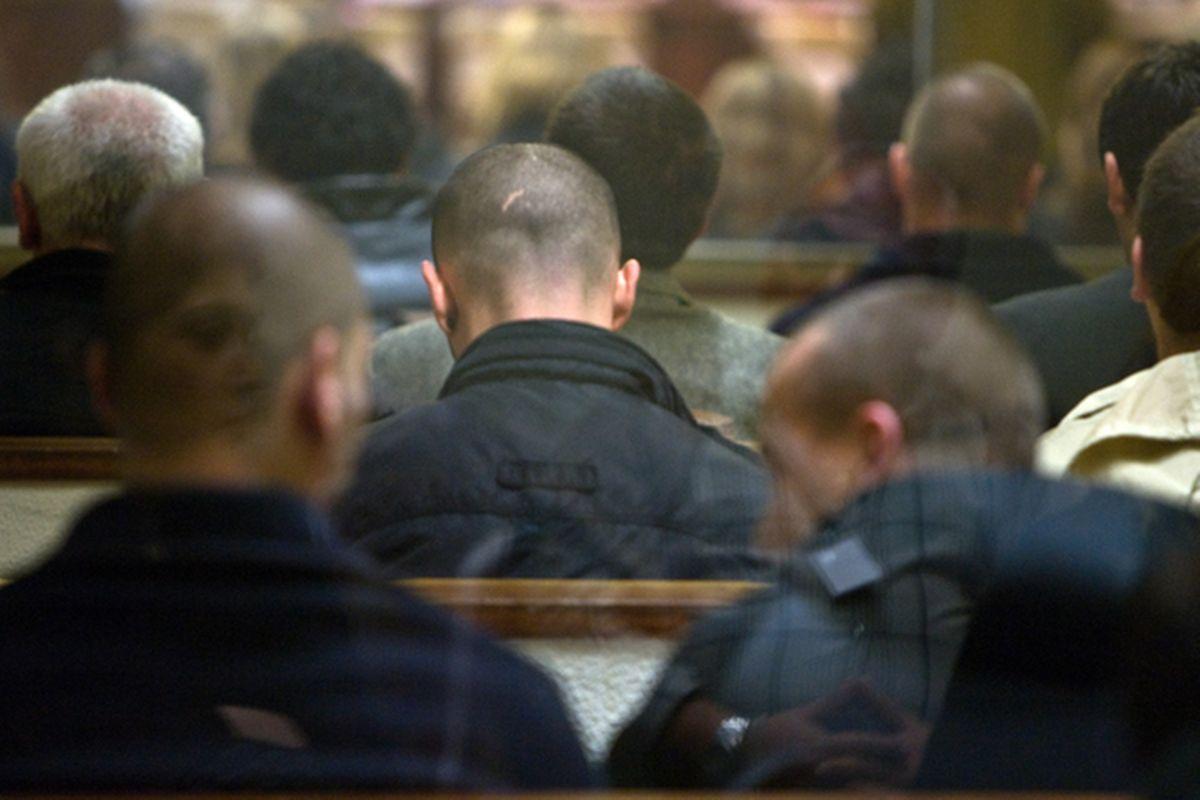 Tribunal de Monsanto: em 2008 houve 36 skinheads a serem julgados por disciminação racial, entre outros crimes violentos.