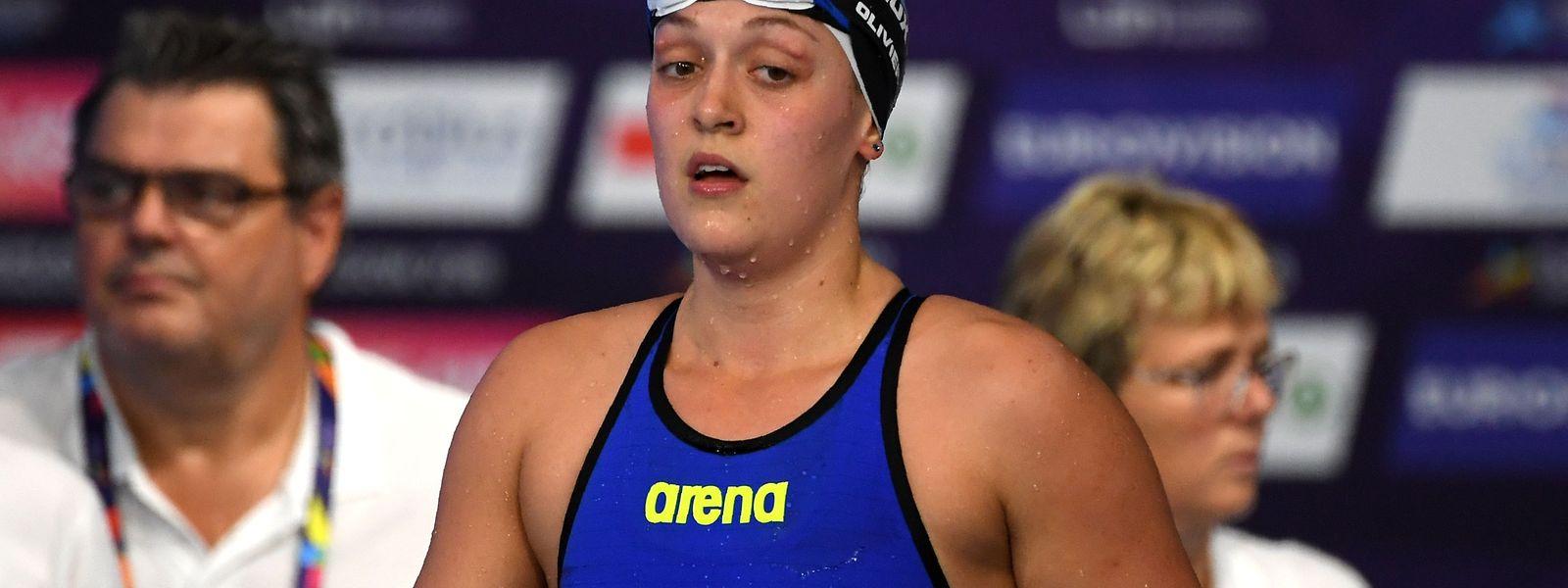 Monique Olivier startete über 300 Strecken.