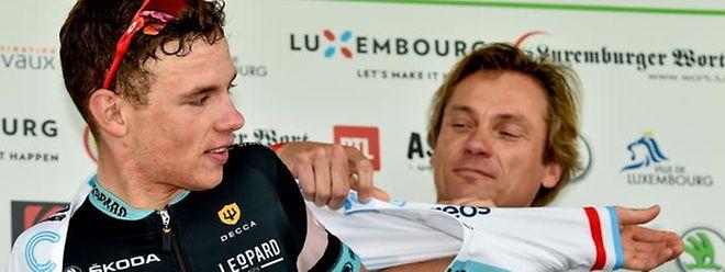 Pit Leyder a fait forte impression au dernier Tour de Luxembourg. Va-t-il remettre ça dans quelques semaines?