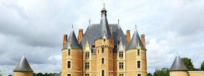 """""""Château Martainville""""  kann im Rahmen der Fahrt besichtigt werden."""