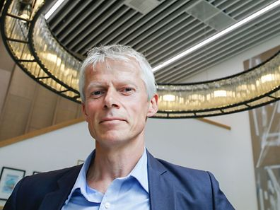 The head of the Norwegian Tax Administration, Hans Christian Holte