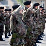 Luxemburgo e Bélgica estudam criação de batalhão militar comum