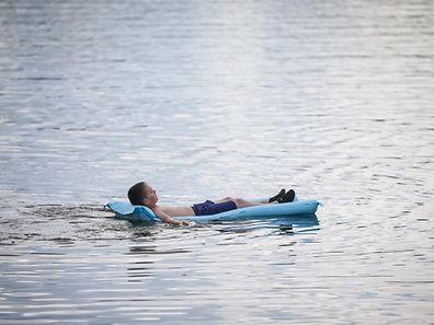 """Cet été, baignez vous sans crainte dans les """"excellentes"""" eaux du Luxembourg."""