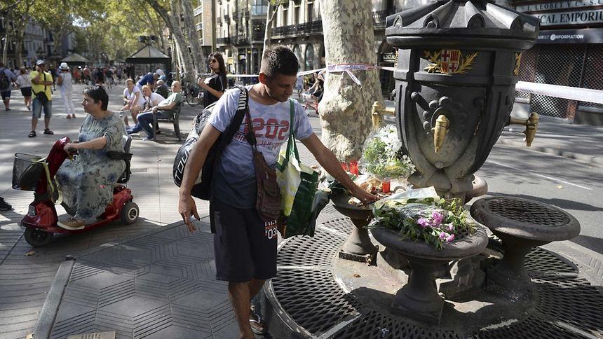 Spanische Terrorzelle hortete 120 Gasflaschen für Anschläge