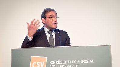 CSV-Nationalkongress Ettelbruck luxembourg le 25.03.2017 Photo christophe Olinger