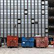 Online.fr - Déconstruction sélective, Abbau, Bau, Kirchberg, Wirtschaft, Recyclage, Recycling, Batiment Jean Monnet, Foto: Chris Karaba/Luxemburger Wort