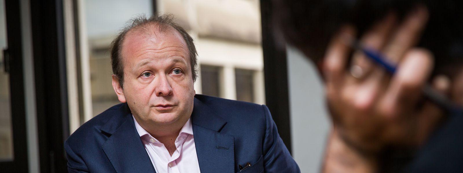La société de l'ancien directeur opérationnel du Service de renseignement de l'Etat luxembourgeois avait les faveurs de la BEI. Malgré l'odeur de soufre entourant le personnage.