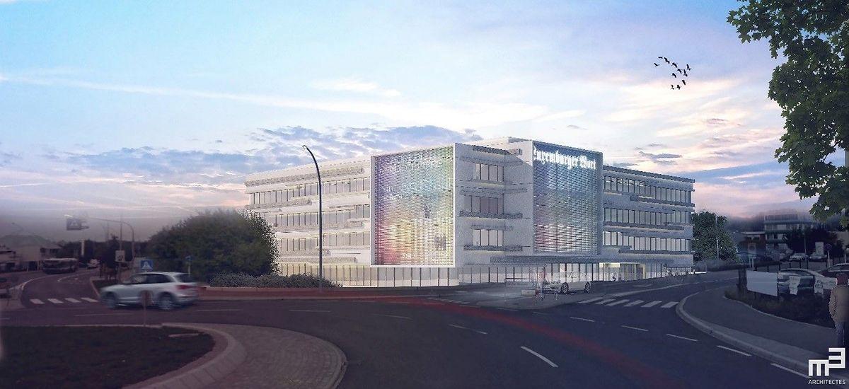 En 2021 au plus tard, le journal déménagera dans un nouveau siège à Howald.