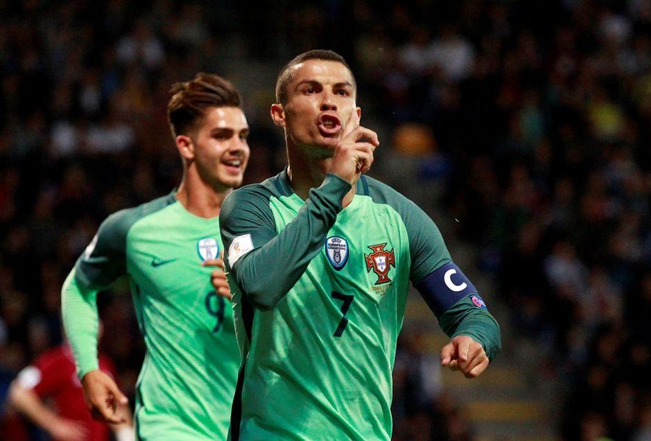 Le Portugal se rassure en Lettonie