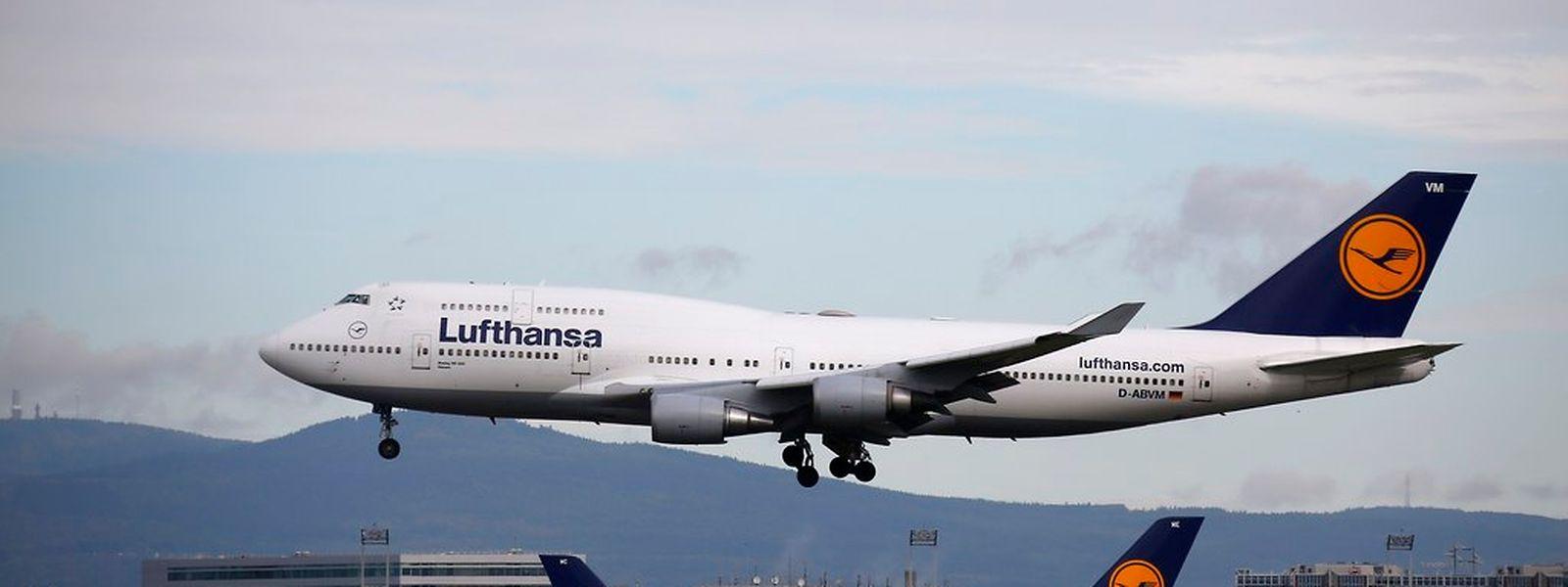 Am Frankfurter Flughafen fallen rund 200 Lufthansa-Flüge aus.