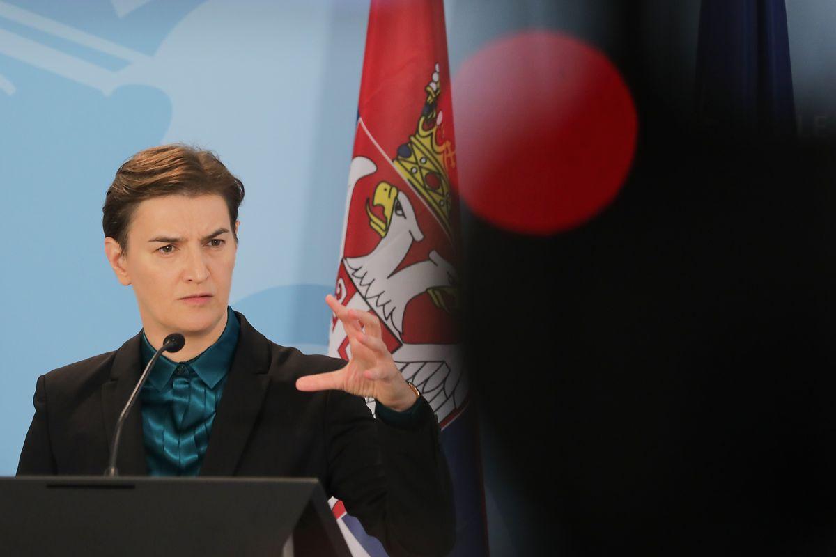 Als erste Ministerpräsidentin Serbiens will Ana Brnabic Serbien in die EU führen. Zuvor muss jedoch die Kosovo-Frage gelöst werden.