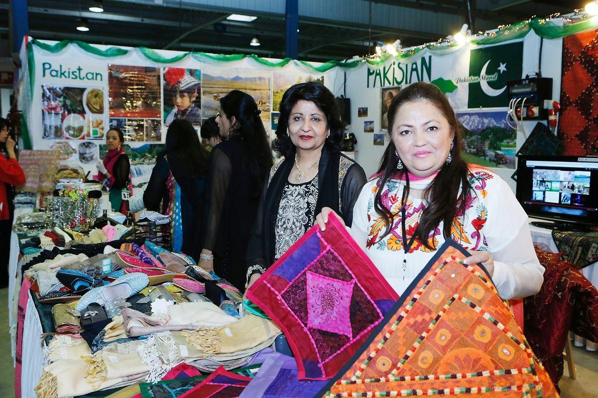 International Bazaar over the past 4 years