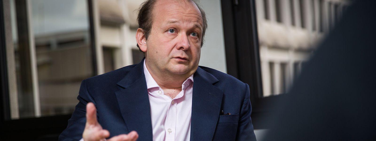 Die Inhaftierung von Frank Schneider in Frankreich hat Auswirkungen auf den SREL-Berufungsprozess.