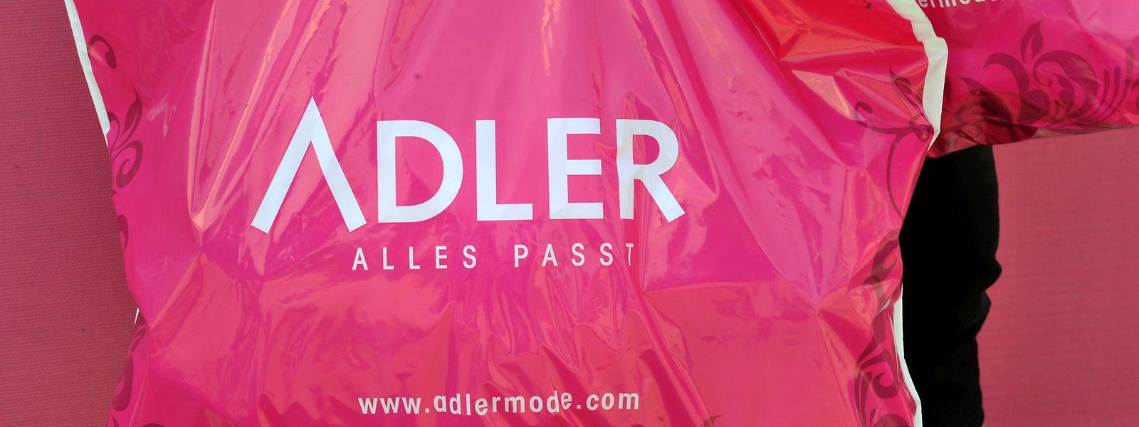 Die Adler Modemärkte in Luxemburg bleiben erhalten.