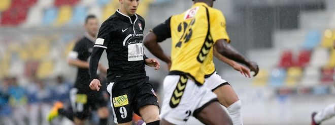 Omar Er Rafik affiche désormais treize buts au compteur.
