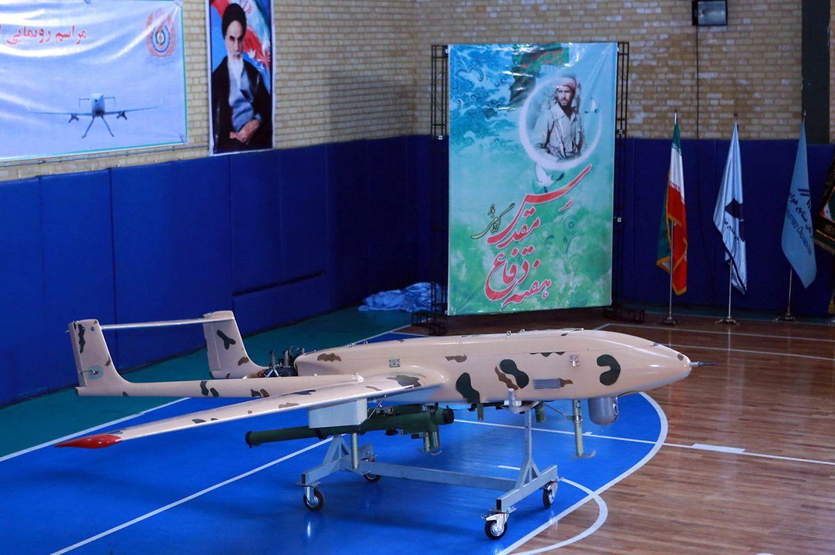Eine Drohne des iranischen Militärs.
