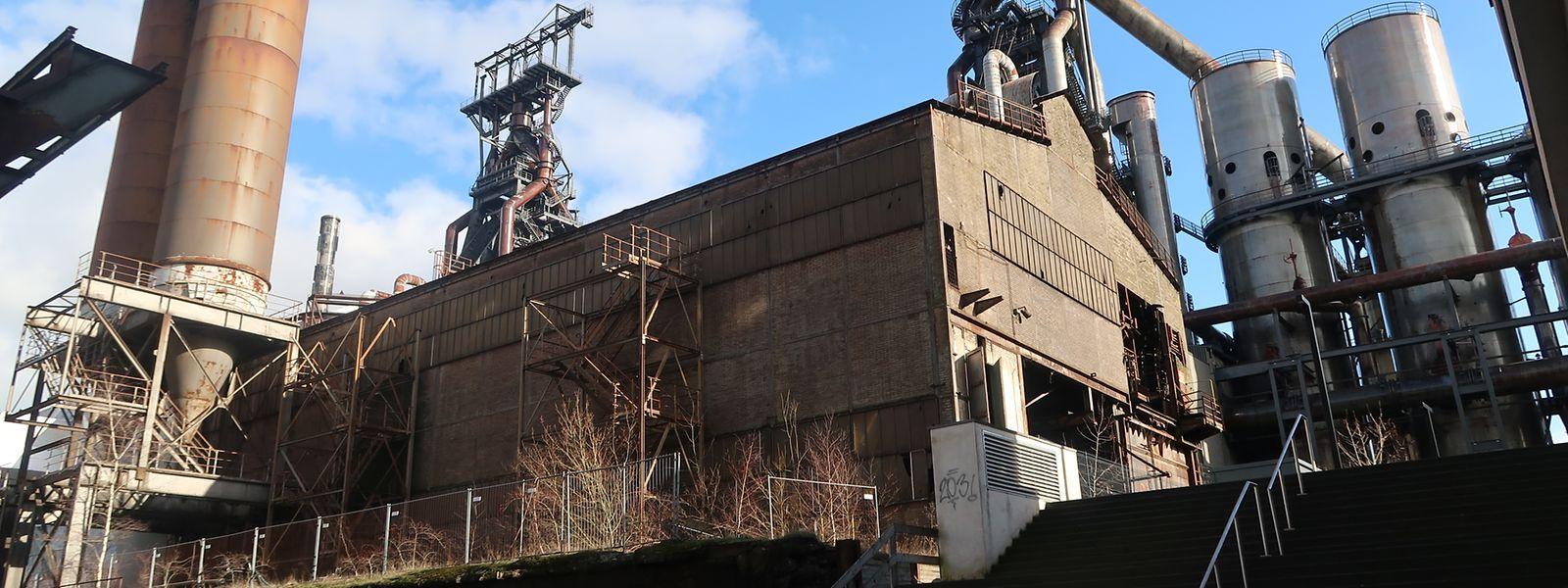 """Im noch nicht renovierten Teil der ehemaligen Möllerei soll ein """"Digital Space"""" entstehen. Doch die Zeit drängt. Beginnen wird das Kulturjahr am 22. Februar 2022."""
