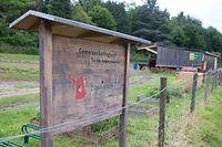 """Gemeinsames Gärtnern, sich treffen und nachhaltig denken sind die Grundideen des """"equigaart"""" – einem Gemeinschaftsgarten nahe dem Junglinster Fußballfeld."""