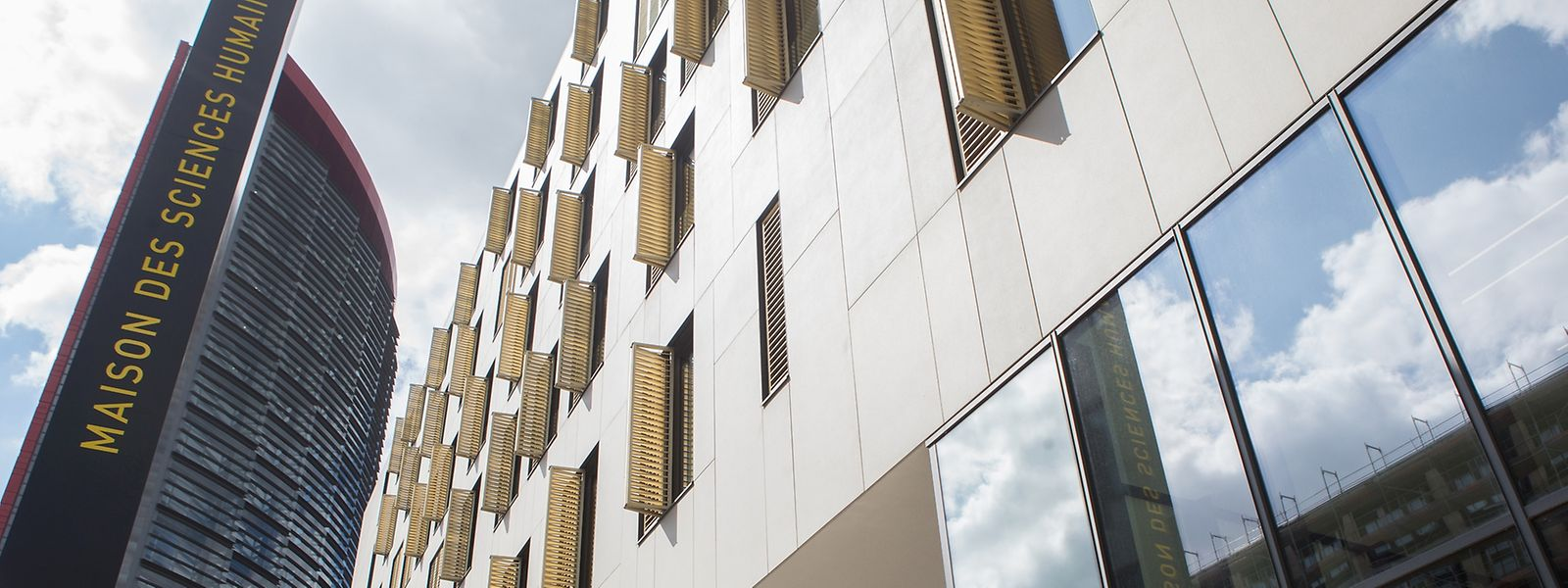 Das Zentrum für Schulentwicklung wird in dem Maison des Sciences Humaines auf dem Campus Belval angesiedelt sein.