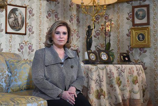 Maria Teresa married Grand Duke Henri on February 14, 1981. They have five children.