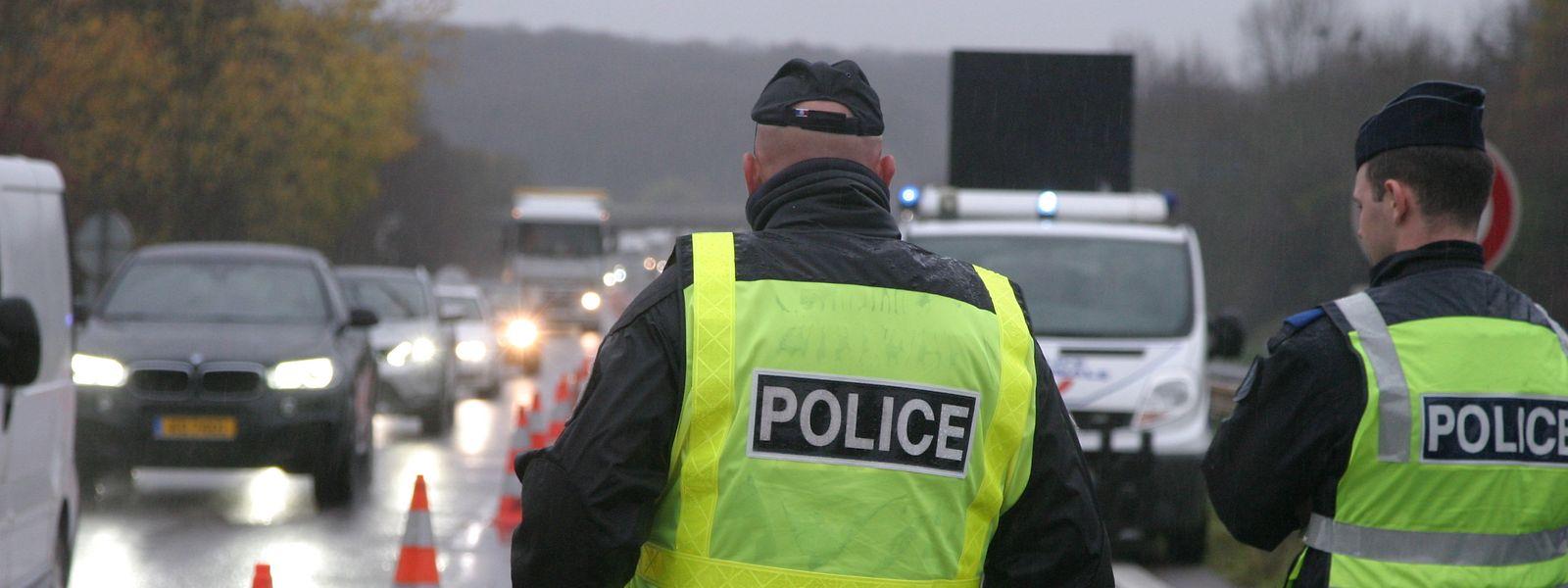 Le comptage et l'enquête menés lundi dernier, à hauteur de Kanfen sur l'A31, a bien entendu sérieusement impacté l'allure de circulation