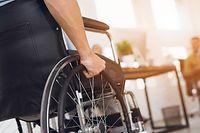 Behindert, Behinderung, Rollstuhl, Heim, Behinderteneinrichtung, Behindertenheim