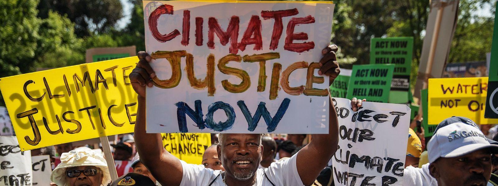Der Temperaturanstieg in Südafrika ist doppelt so hoch wie im weltweiten Durchschnitt.