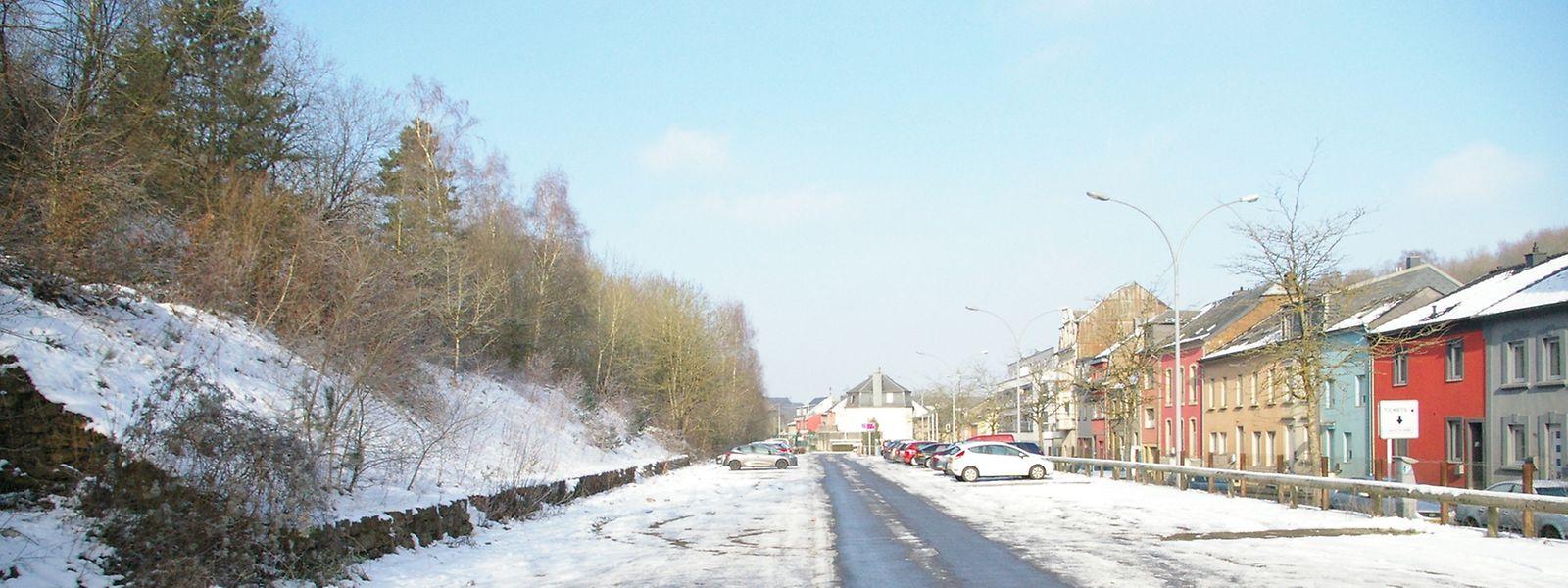 Die Flüchtlingsstruktur soll am Quai Neudorf entstehen. Wie Bürgermeisterin Vera Spautz erklärte, soll der Parkplatz aber bestehen bleiben.