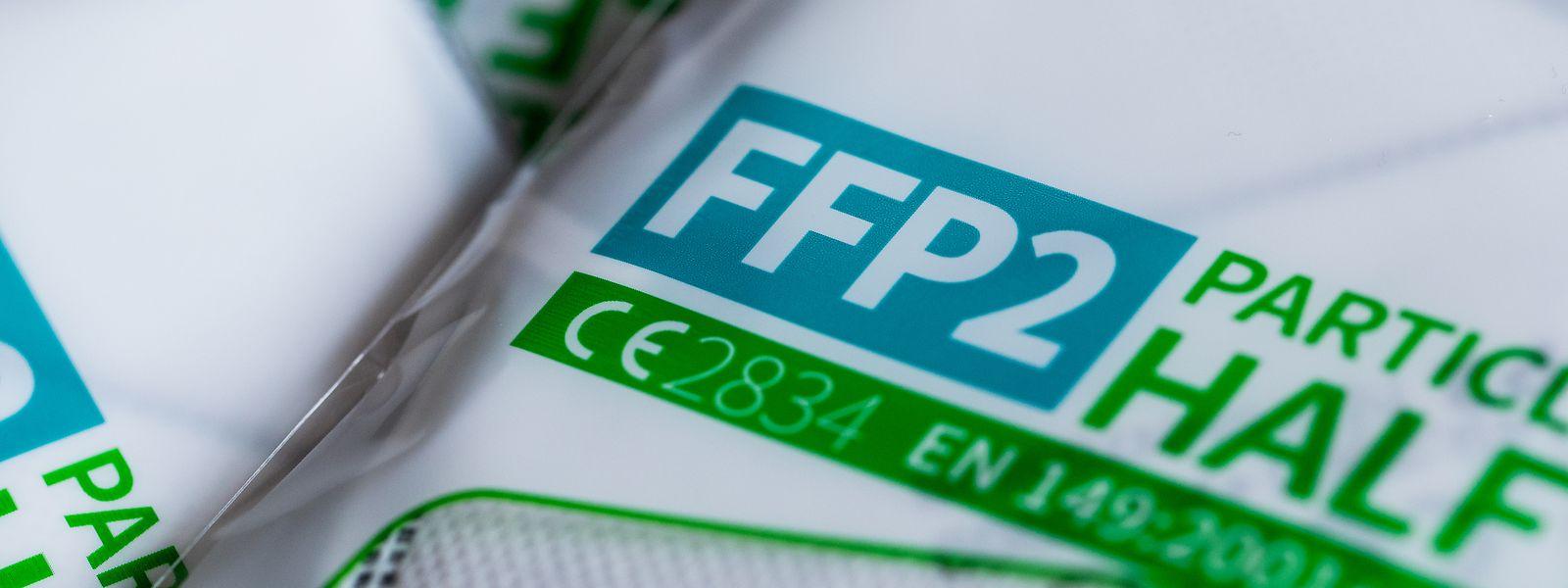 Le syndicat réclame notamment une ligne commune pour tous les établissements du pays dans l'attribution des masques FFP2 aux enseignants.