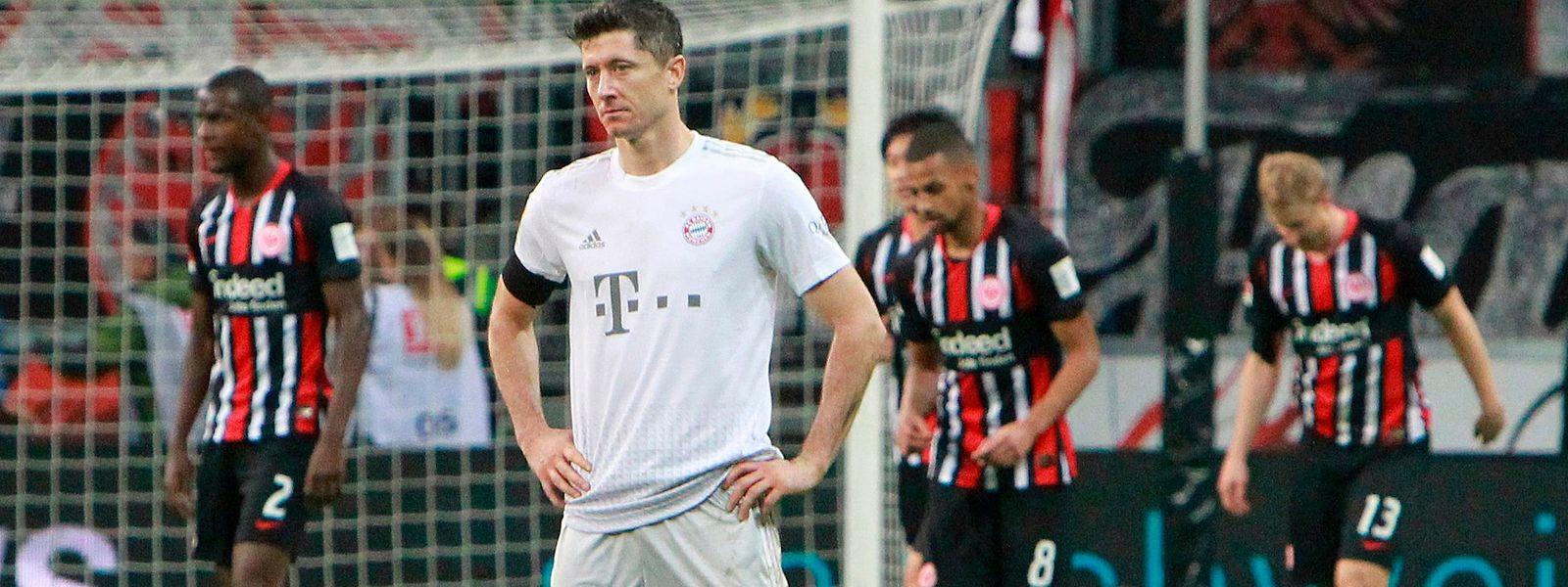 Encore sous le choc de l'humiliation subie à Francfort, le Bayern de Robert Lewandowski peut composter son ticket pour les 8es de finale de la C1 dès ce mercredi