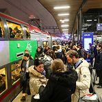 Transfronteiriços. Poucos comboios esta segunda-feira entre Nancy-Metz-Luxemburgo