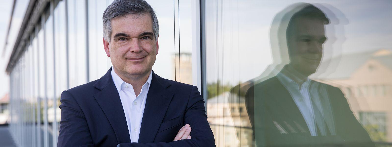 CSSF-Generaldirektor Claude Marx leitet die Luxemburger Finanzaufsichtsbehörde seit 2016.