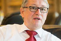 Der Horesca-Generalsekretär François Koepp ist erleichtert, dass die Gastronomiebetriebe offen bleiben können.