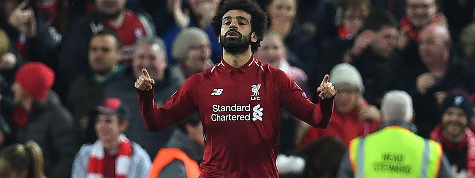 Mohamed Salah, le sauveur égyptien, a qualifié Liverpool pour les huitièmes de finale de la C1 grâce à son but inscrit mercredi soir contre Naples
