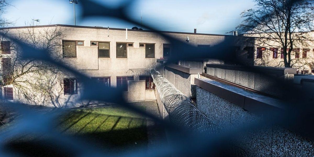 La prison de Schrassig.