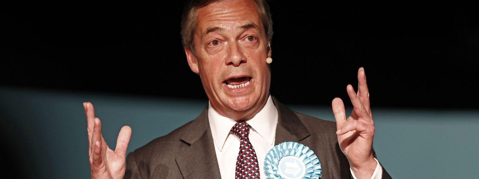 Favorit ist die neu gegründete Brexit-Partei, die auf die sofortige Umsetzung des EU-Austritts pocht. An ihrer Spitze poltert Nigel Farage, der bekannteste Rechtspopulist im Land.