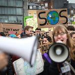 Milhares de estudantes do Grão-Ducado no protesto pelo clima