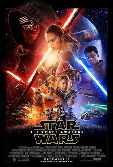 """""""Star Wars VII"""" bat déjà des records avec ses préventes, ouvertes depuis le 19 octobre."""