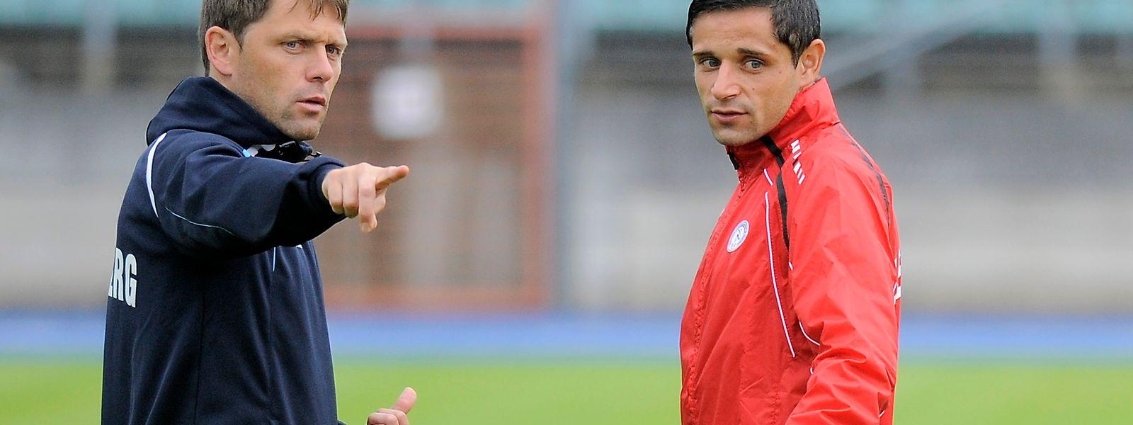 Mario Mutsch, hier auf einem Foto aus dem Jahr 2013, ist der verlängerte Arm von Trainer Luc Holtz.