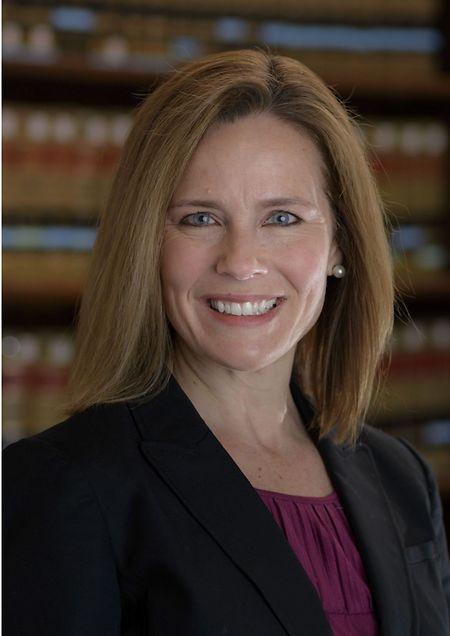 Die 48-jährige Barrett ist seit 2017 Richterin an einem Berufungsgericht. Die Katholikin ist als Abtreibungsgegnerin bekannt.